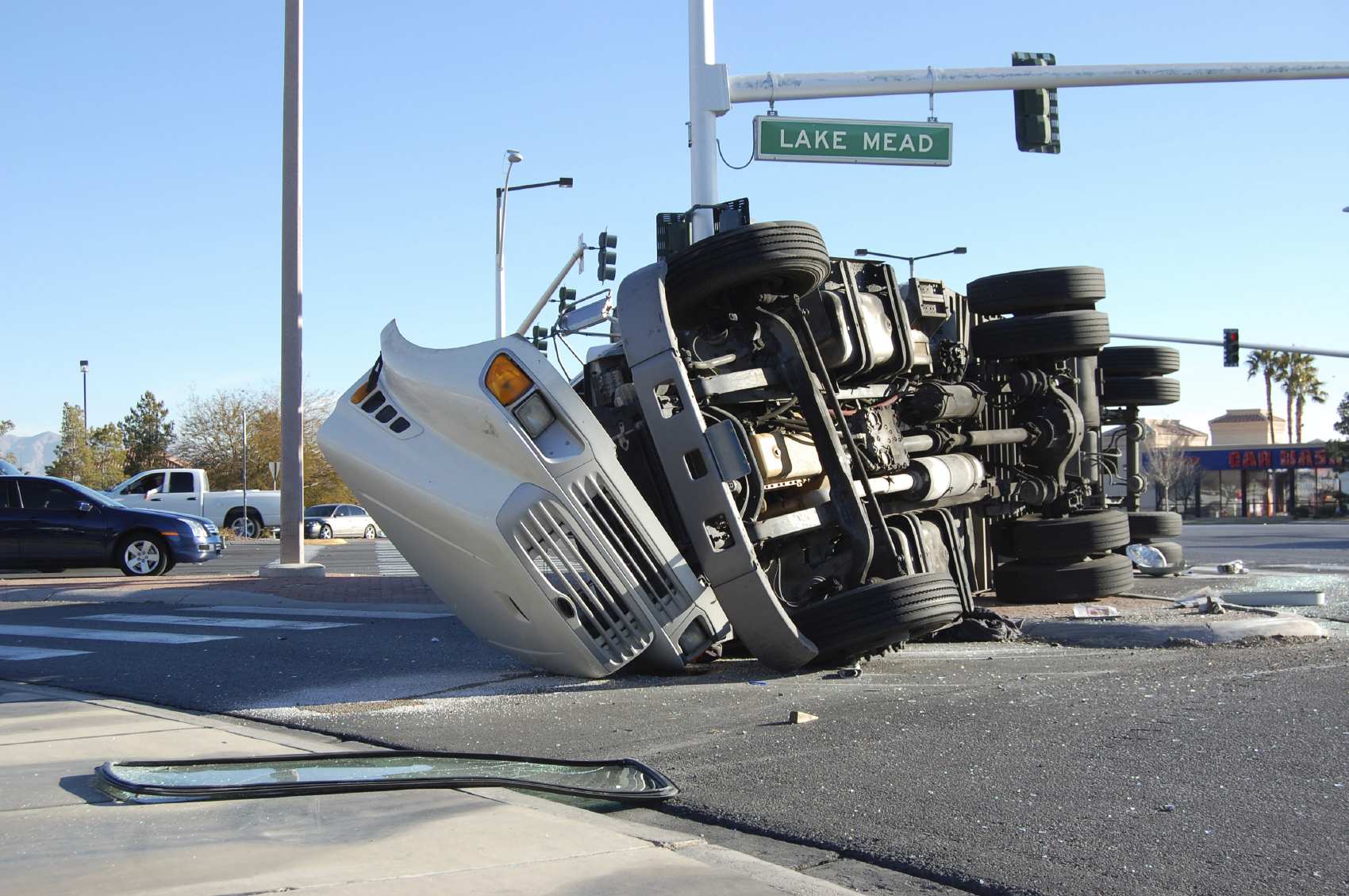 What Are Common Causes of Trucking Accidents? - Slusky & Walt