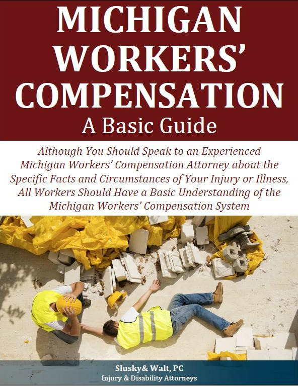 Michigan Workers Compensation A Basic Guide
